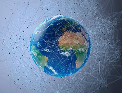 Global network system image